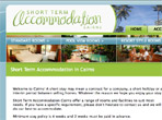 Short Term Accommodation Cairns