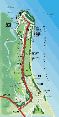 Map Of Australia Port Douglas.Port Douglas Maps Map Of Port Douglas Port Douglas Queensland